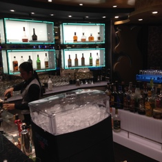 Quantum of the Seas Casino Bar