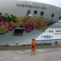 Going  Offshore  @  Nassau