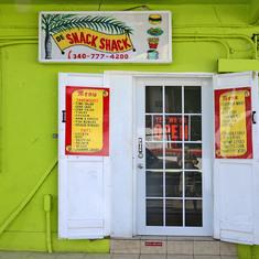 Charlotte Amalie, St. Thomas - Snack Shack