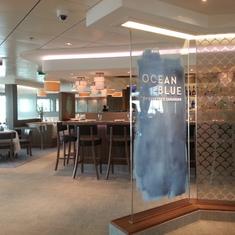 Ocean Blue by Geoffrey Zakarian