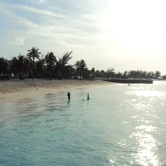 Nassau, Bahamas - Junkanoo Beach; Nassau Bahamas
