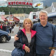 Ketchikan, Alaska - Stop 1