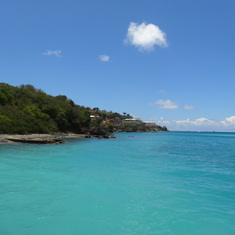 Grand Turk Island - Gibbs Cay in Grand Turk