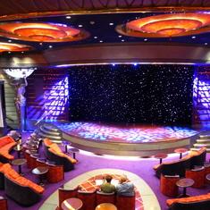 Queen's Lounge - Decks 4 & 5