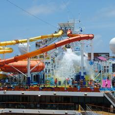Slides & Splash Zone