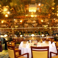 Beautiful La Fontaine Main Dining Room