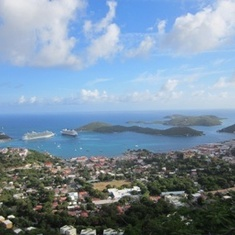 Views at st Thomas