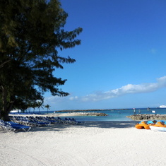 Cococay (Cruiseline's Private Island) - Cococay