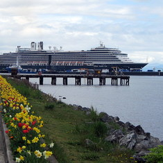 Port Angeles, Washington - Oosterdam