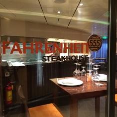 Fahrenheit 555 Steakhouse