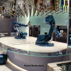 Empty Robotic Bar