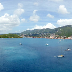 Port in St Thomas
