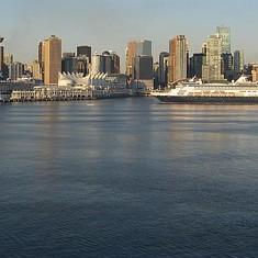 Vancouver B C