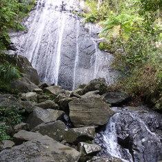 La Loca Falls