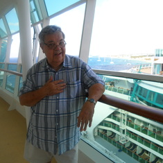 cruise on Liberty of the Seas  to Caribbean - Western