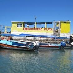Mazatlan water taxi