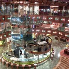 3 floors view
