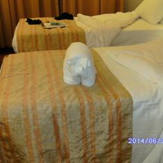 Cabin - Towel Animal