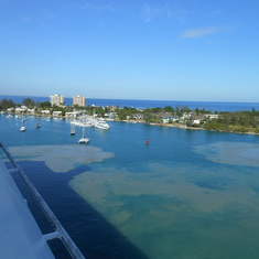 cruise on Carnival Conquest to Caribbean - Western
