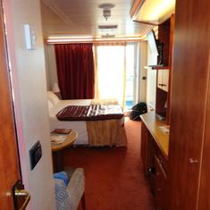 Loved my 1106 cabin