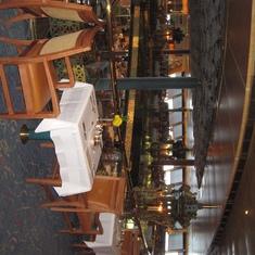 Main Dining Room---Ryndam