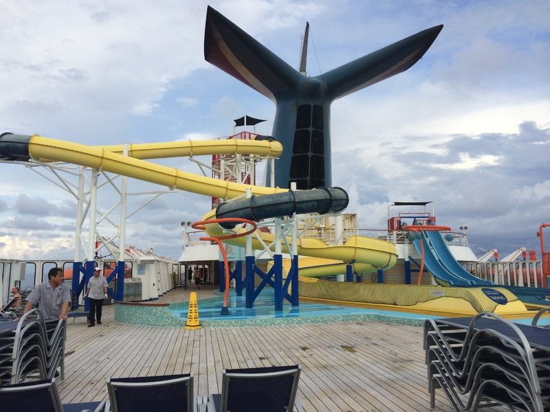 Photo Of Carnival Ecstasy Cruise On May 12, 2014