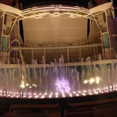 Dancing Waters Show