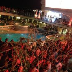 Lido Deck Party