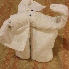 Towel - elephant