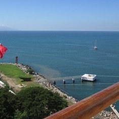 Puerto Vallarta docked