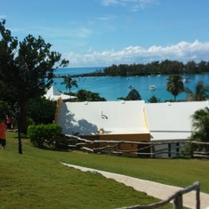 Royal Naval Dockyard, West End, Bermuda - Grotto Bay