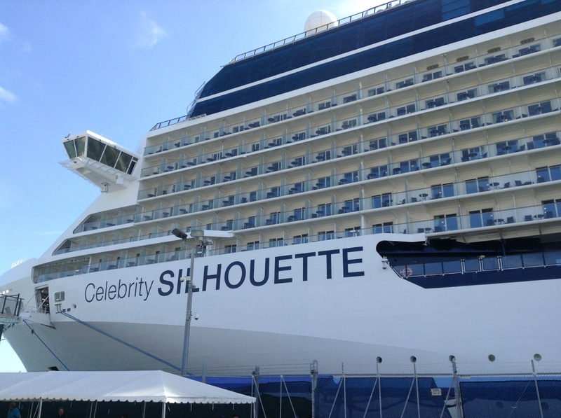 Photo Of Celebrity Silhouette Cruise On Mar 30 2014  The Ship