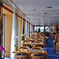 Lido Buffet Restaurant - Deck 8