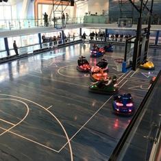 SportsPlex with Bumper Cars