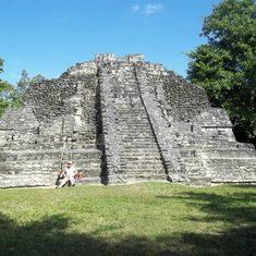 Chacchoben Mayan Ruins - Costa Maya