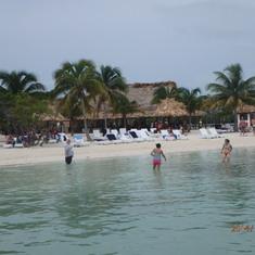 Belize City, Belize - Starfish Island, Belize