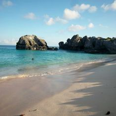 Warwick Long Bay in Bermuda