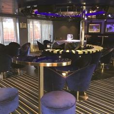 Piano Bar - Carnival Sunshine