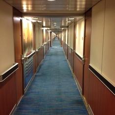 very long ship