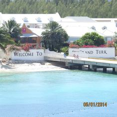 Grand Turk Island - The Enterance in Grand Turk
