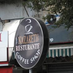 Nazareth lunch stop