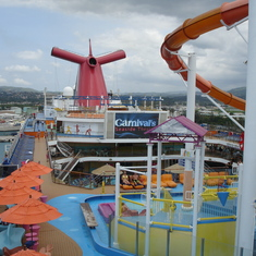 Deck 11 View