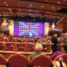 Brit show excellent