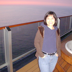 Le Havre (Paris), France - Penthouse Balcony Hot Tub w/Sunset & Wife