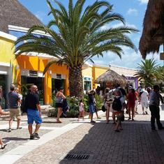 Cozumel, Mexico - Cozumel Market at Port