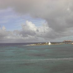 Nassau, Bahamas - View From 100m Above the Water #3