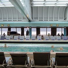 Oosterdam pool