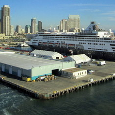 San Diego, California - San Diego Pier