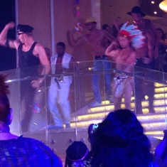 "Great Disco Show with ""Village People"""
