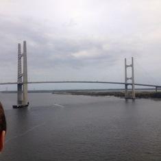 Jacksonville, Florida - Jacksonville Bridge